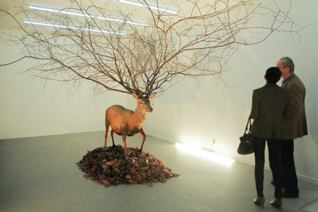 Myeongbeom Kim à la galerie Paris Beijing