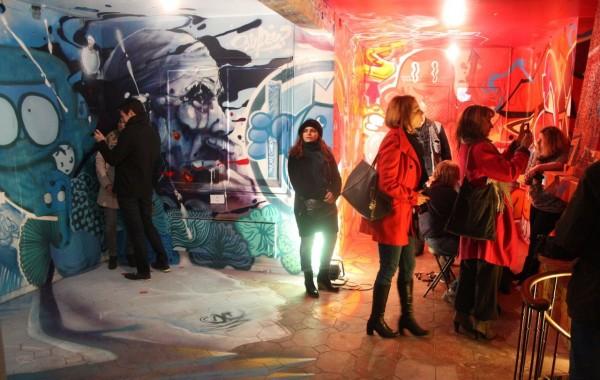 Visiteurs @ La Belle Vitry'n
