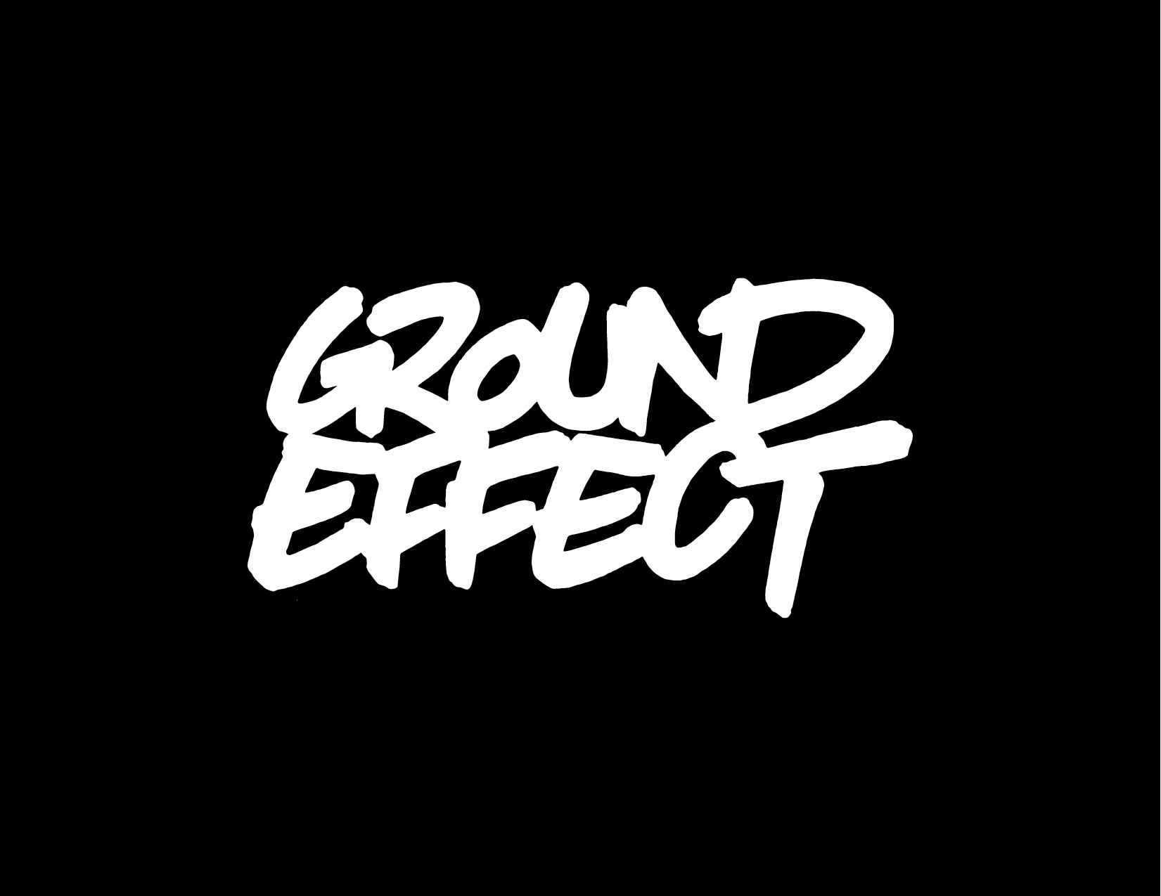 Logo ground effetct