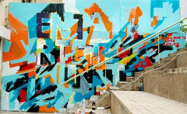 Lek - Street Art