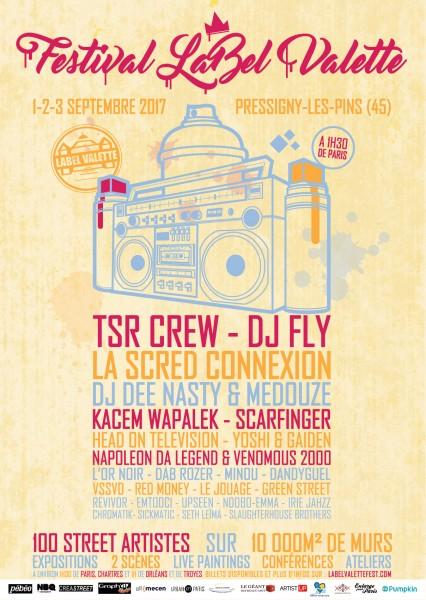 Festival LaBel Valette - Concerts de rap