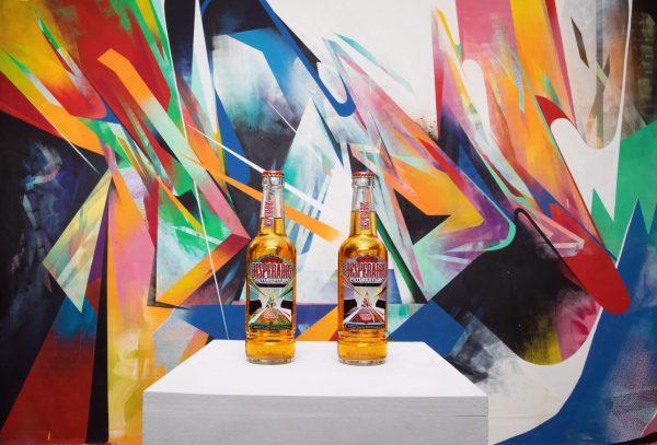 Quand l 39 art et le turfu sont mis en bouteille urban art for Interieur artistique
