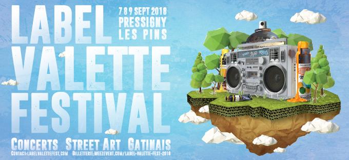 2c113ed629cafc Festival LaBel Valette - Le temple de la culture urbaine ouvre ses portes!
