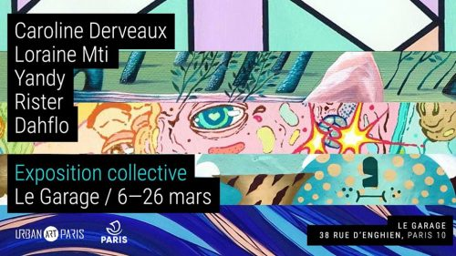 Perspectives collectives - Urban Art Paris