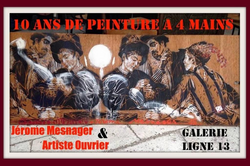 © Galerie Ligne 13