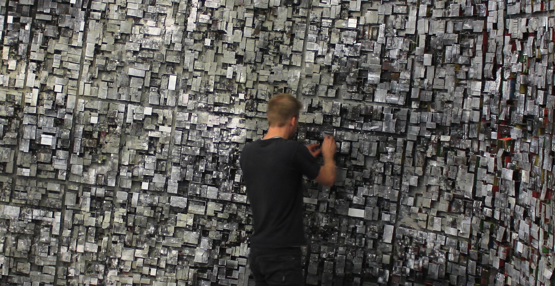 Hendrik Czakainski1 _ Urban Spree Gallery