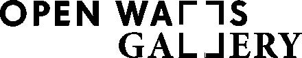 Logo de l'Open Walls Gallery