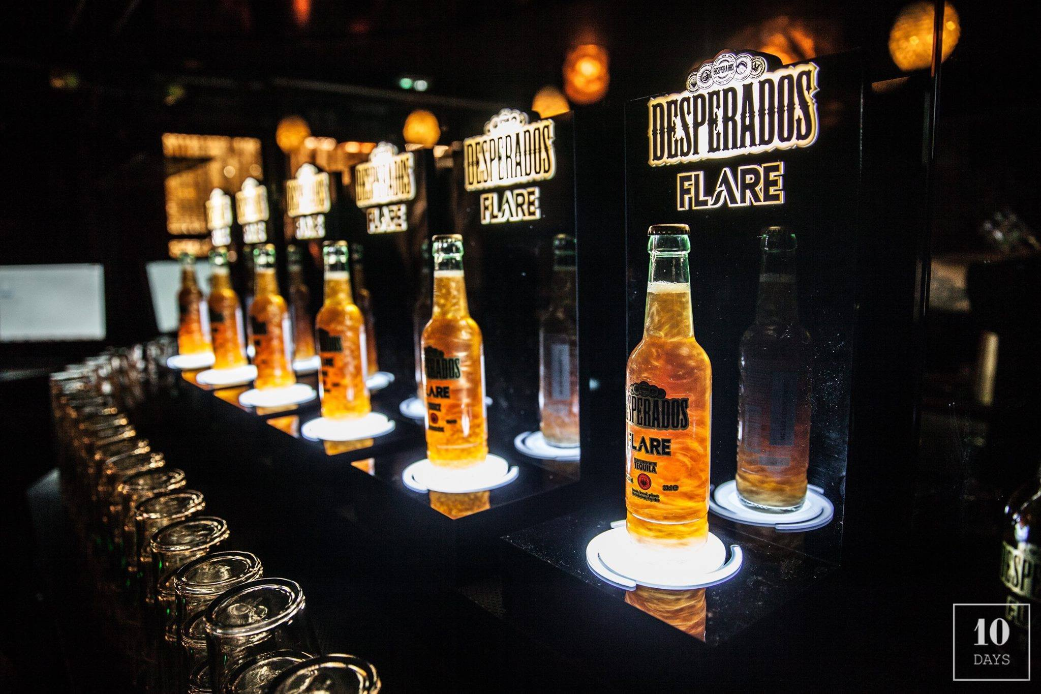 La bière de Desperados Flare !
