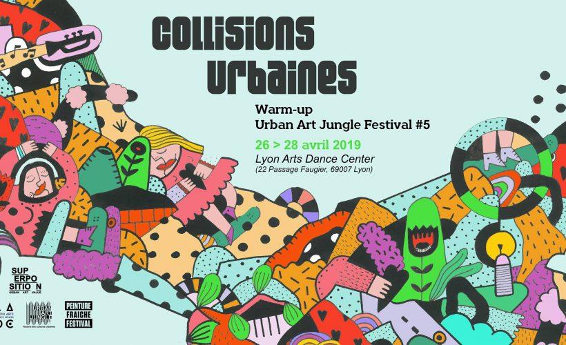 Collision urbaines - Superposition