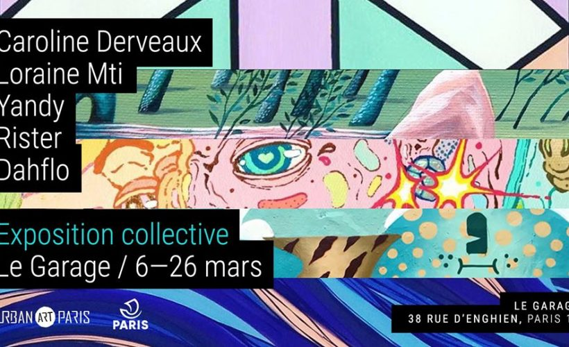 Perspectives collectives - Urban Art Paris